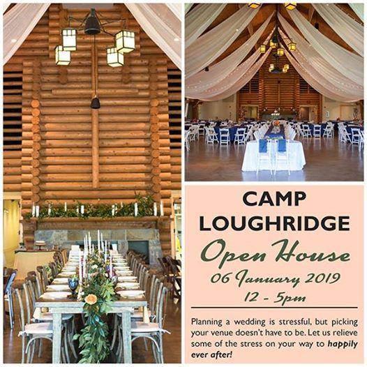 Open House Loughridge Weddings Receptions Oakhurst