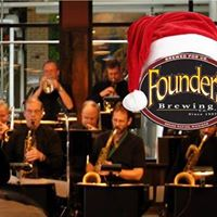 Grand Rapids Jazz Orchestra - LIVE at Founders