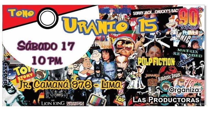 Uranio 15