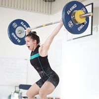 Weightlifting Workshop with Mihaela Westlind