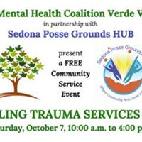 Healing Trauma Services Day