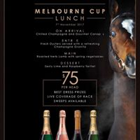 Melbourne Cup 2017 at 65 Northbourne