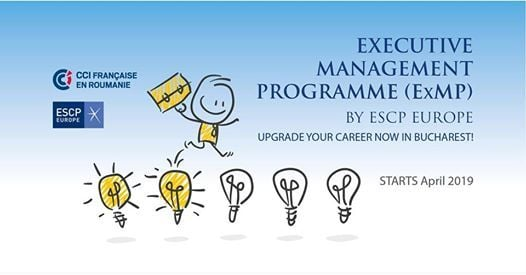 Executive Management Programme by ESCP Europe