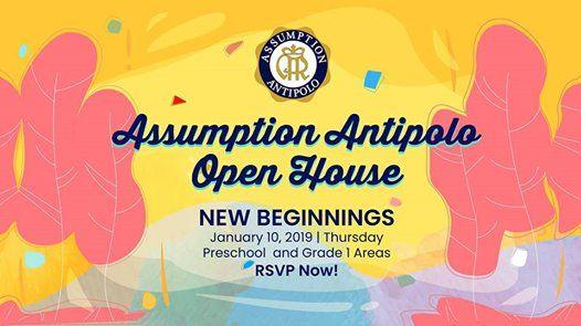 Open House - New Beginnings