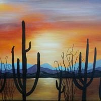 Paint Party Fundraiser for Corona Cares