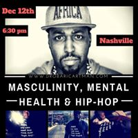 Masculinity Mental Health &amp Hip-Hop