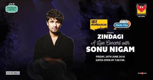 Zindagi - A Concert by Sonu Nigam