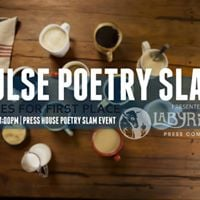 Pulse Poetry Slam Labyrinth Press Co.