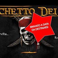Rinviato - Cena a tema - Il Banchetto Dei Pirati
