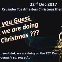 December 22 Christmas themed meeting