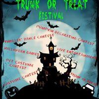 Trunk or Treat Festival