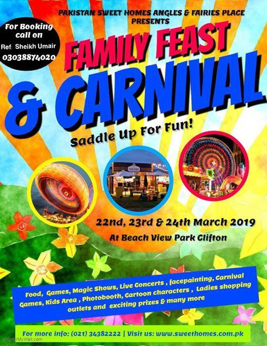 Family Feast & Carnival 2019