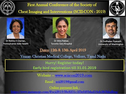 First Annual Conference of SCII SCII Con 2019 at Bagayam