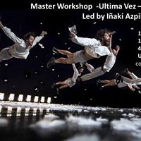 Contemporary Choreographic lab workshop with Ultima Vez