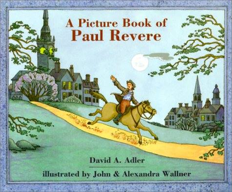 Story Time A Picture Book of Paul Revere