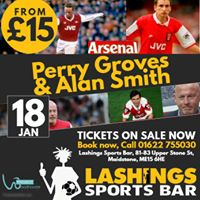 An Evening With Parry Groves &amp Alan Smith