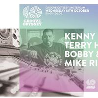 Groove Odyssey ADE w Kenny Dope Terry Hunter &amp more