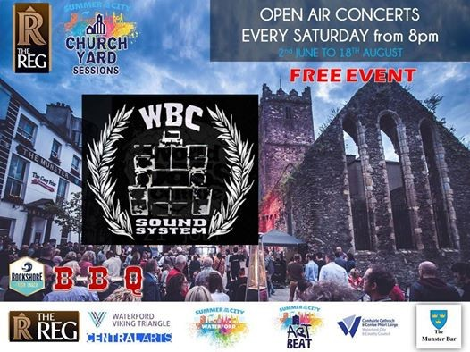 Churchyard Sessions - World Bass Culture (Beers & BBQ)