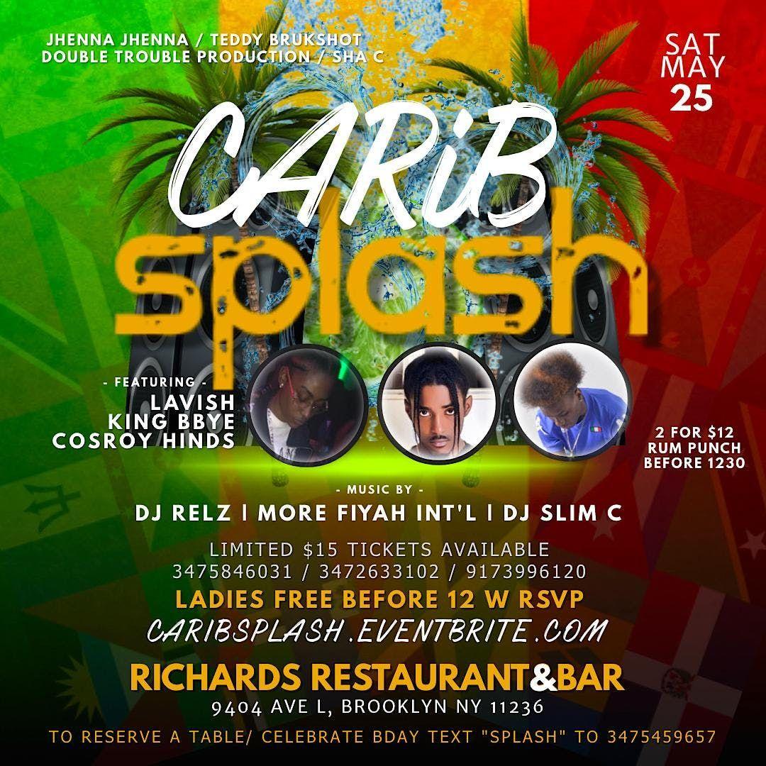 Carib Splash 21