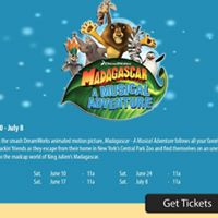 Dreamworks Madagascar at The Noel S. Ruiz Theatre - Week 1&amp2