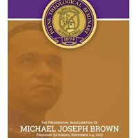 Payne Theological Seminarys Presidential Inauguration of Michael Joseph...