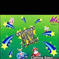 Saturday Messy Moo Classes