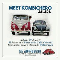 Kombicheros Clnica Taller Jalapa Guatemala.