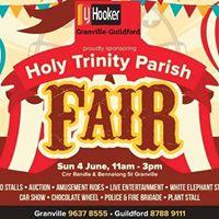 Sponsoring Holy Trinity Fair