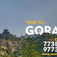 One Day Trek to Gorakhgad on 01st October 2017