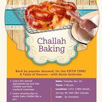 All I knead is Challa Dough-The Soul of Challa 5