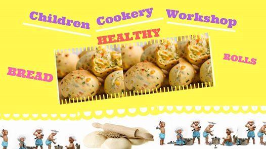 Healthy Bread Rolls Kids Workshop