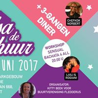 SALSA in de SCHUUR Pinkster special Latinmix Party in Delft