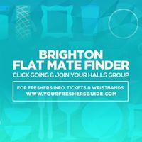 Brighton Flat Mate Finder 2017