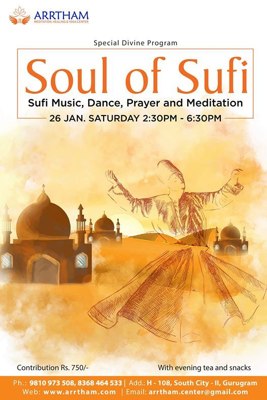 Soul of Sufi - Sufi Music Dance Prayer and Meditation