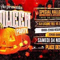 Halloween Party Neuchtel