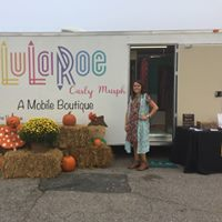 Brookes Mobile LuLaRoe Pop-Up Boutique
