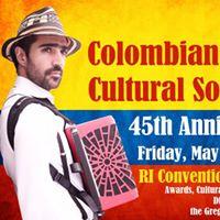 Colombian American 45th Anniversary Gala