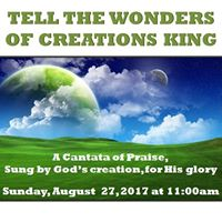 Tell the Wonders of Creations King