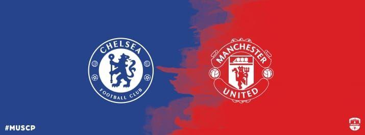 Sorry ball v Man United  FA Cup Screening