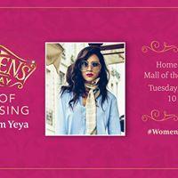 Joys of organising with Mariam Yeya