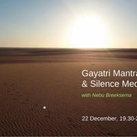 Gayatri Mantra Chanting &amp Silence Meditation