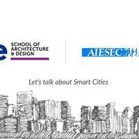 Webinar Lets talk about Smart Cities