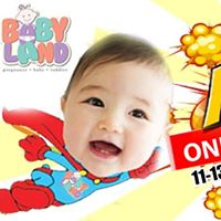 Baby Land - Mega One Stop Baby Fair (Partnered with Mothercare)