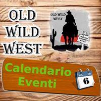 Appuntamenti country OLD WILD WEST questa settimana