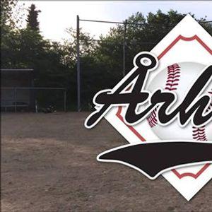 bent hus for Brn Prv at spille baseball (6-12 r)