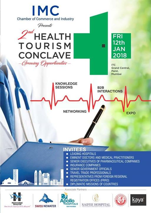 2nd Health Tourism Conclave