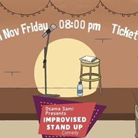Improvised Stand-up Comedy
