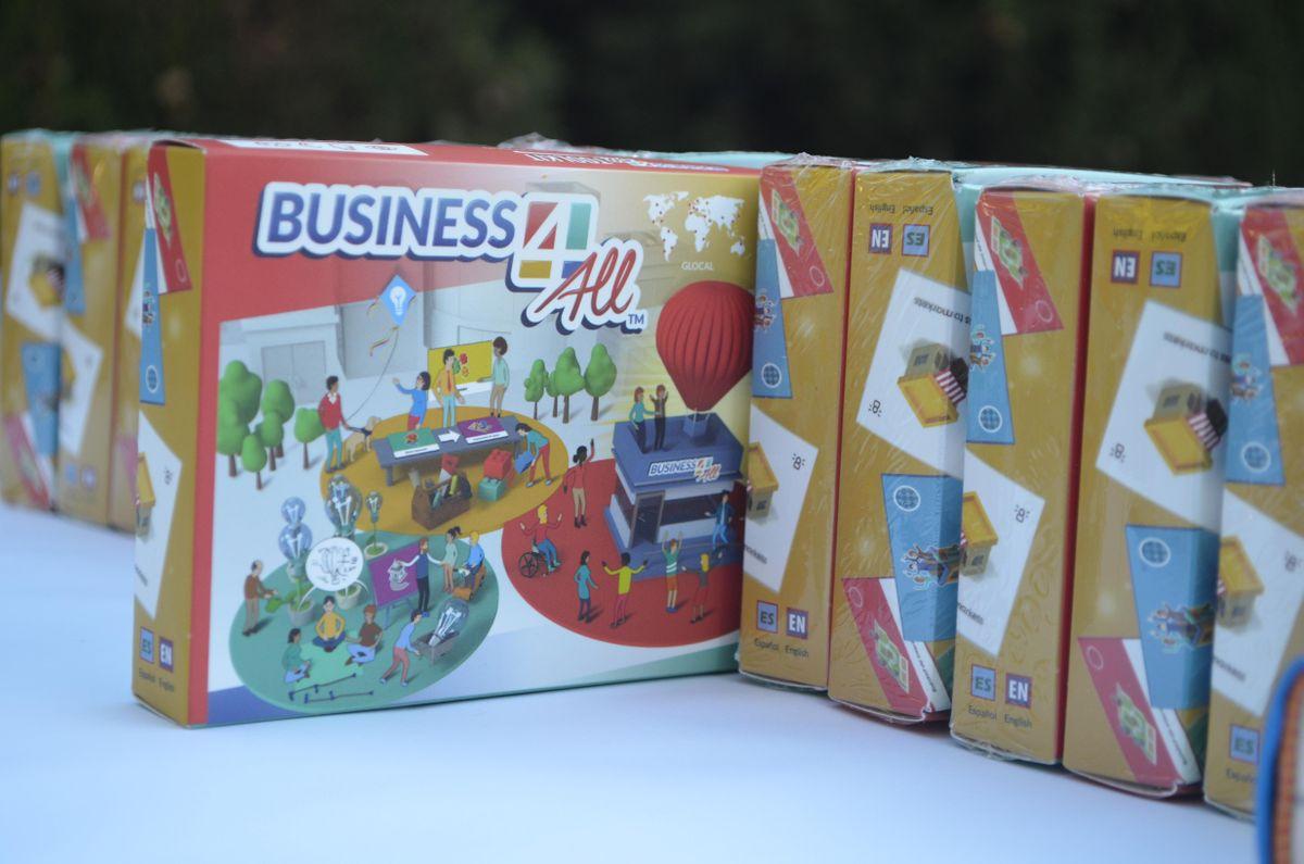 MASTERING BUSINESS4ALL - IMPACT HUB MADRID