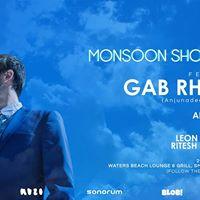 Deep Dictionary Monsoon Showcase with GAB RHOME (Anjunadeep)