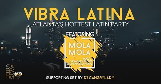 Vibra Latina Atlantas Hottest Latin Party